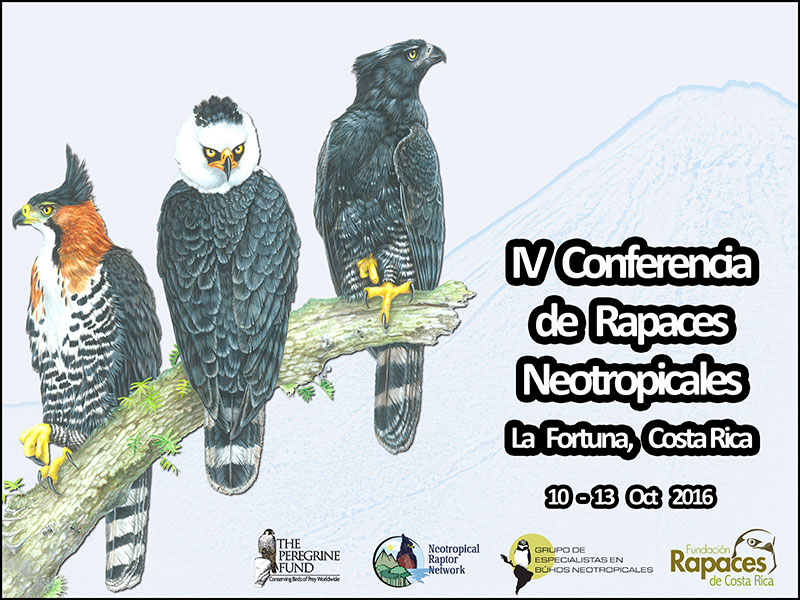 IV Conferencia de la Red de Rapaces Neotropicales